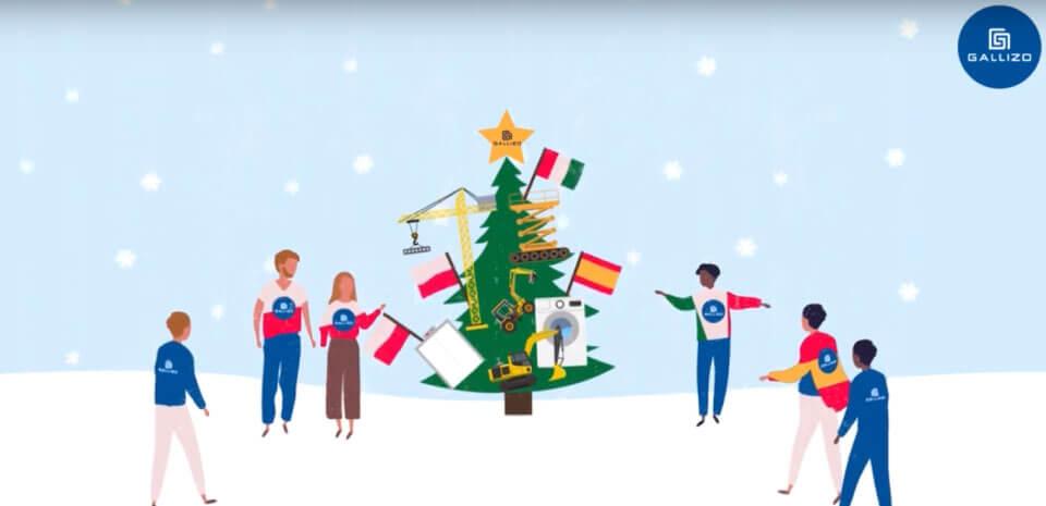 Gallizo. Feliz Navidad