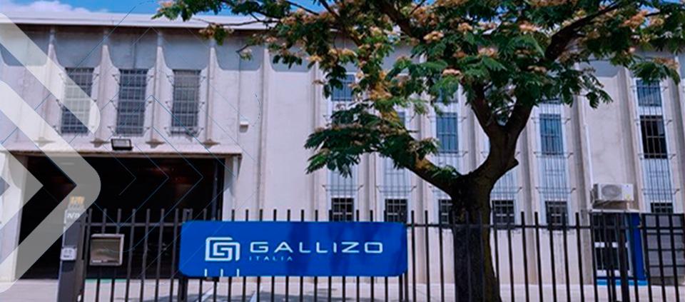 GALLIZO. Italia. Nueva fábrica
